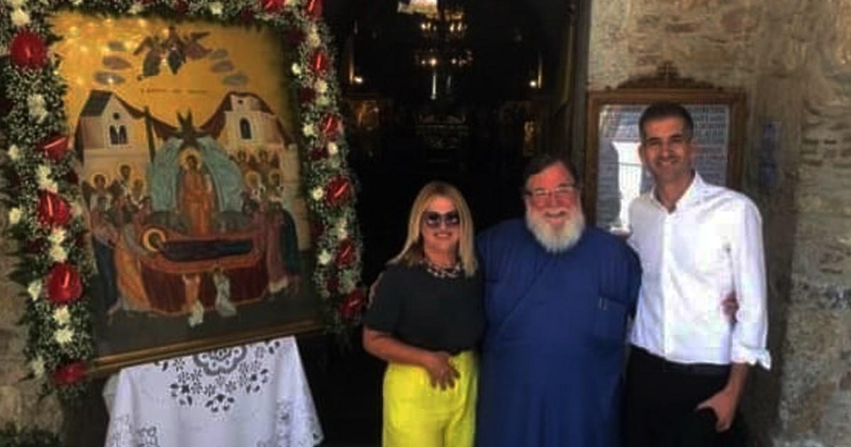 H Π.Ε. Βοιωτίας θρηνεί για την απώλεια του π. Χαράλαμπου εφημέριου της Παναγίας της Σκριπούς