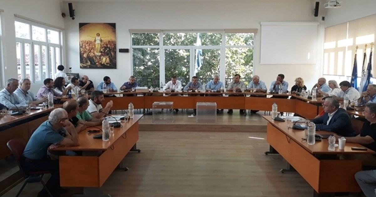 Δήμος Θηβαίων:Με27 θέματα συνεδριάζει το Δ.Σ. - Δείτε τα θέματα