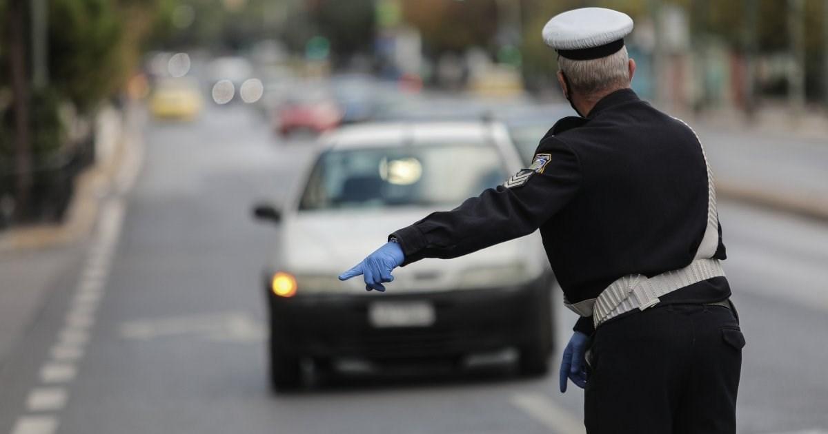Μεθυσμένος και δίχως φώτα οδηγούσε ανάποδα στην εθνική οδό - Προκάλεσε δύο τροχαία