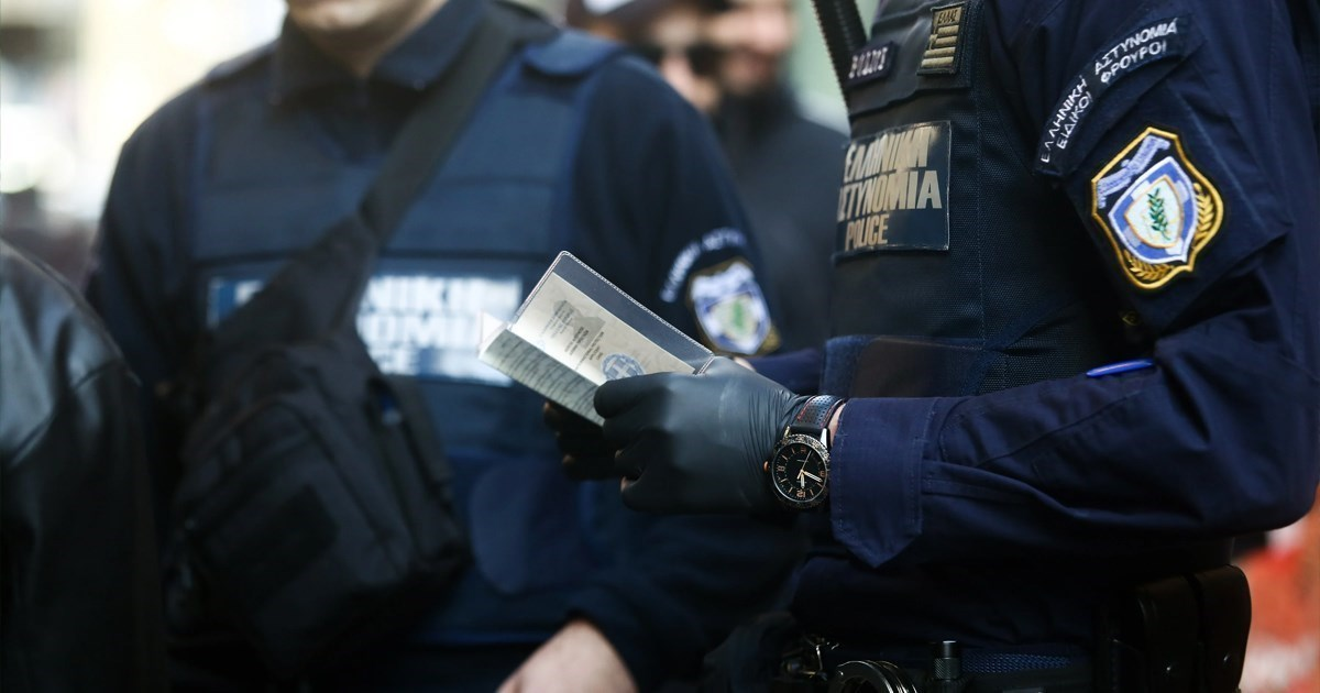 Πρόστιμο 3.000 ευρώ και σύλληψη ιδιοκτήτη καφέ-μπαρ στη Στερεά Ελλάδα